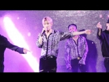 180714 VIXX LR - Feeling (Focus LEO) @ The 21th Boryeong Mud Festival, K-POP World Concert