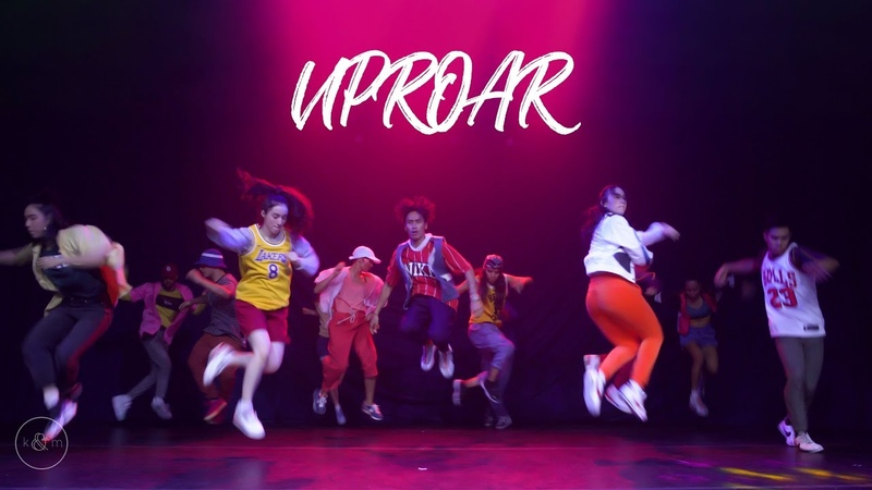 """Uproar"" - Lil Wayne Dance / Keone Madrid Choreography / ft. Beyond Babel Cast"