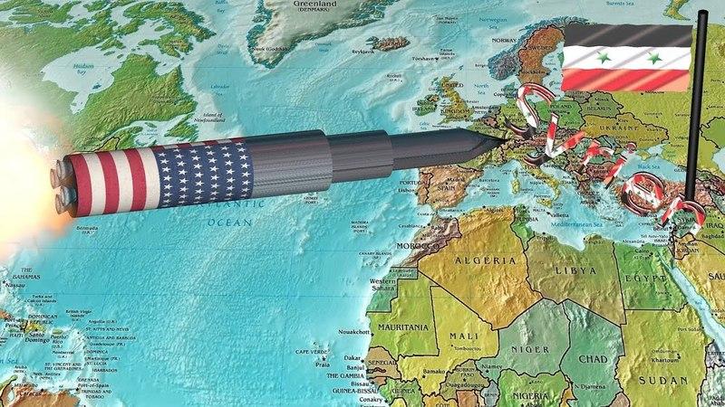 CrossTalk США всё делают из зависти к России эксперт о ситуации в Сирии