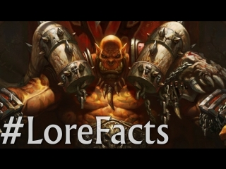 Lore Facts #2