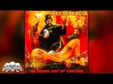 NECROPHAGIA - The Divine Art of Torture Full-length Album Death Metal