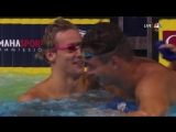 Olympic Swimming Trials _ Nathan Adrian Wins 100-Meter Freestyle, Qualifies For