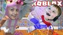 Танцевальный БАТТЛ в РОБЛОКС с НАСТЕЙ / DANCE OFF Roblox Funny games Онлайн игры ТОП для ДЕТЕЙ👍