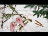 Декор к Новому году/Как создать атмосферу уюта и праздника[Идеи для жизни]