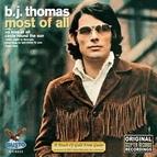 B.J. Thomas альбом Most Of All
