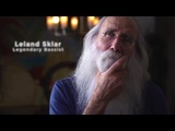 LELAND SKLAR - Legendary Bassist for The Sessions Artist Series