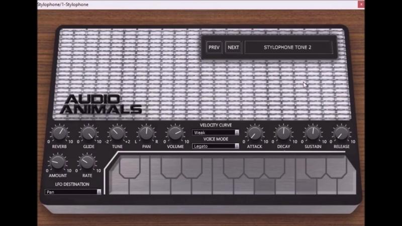 Stylophone by Audio Animals