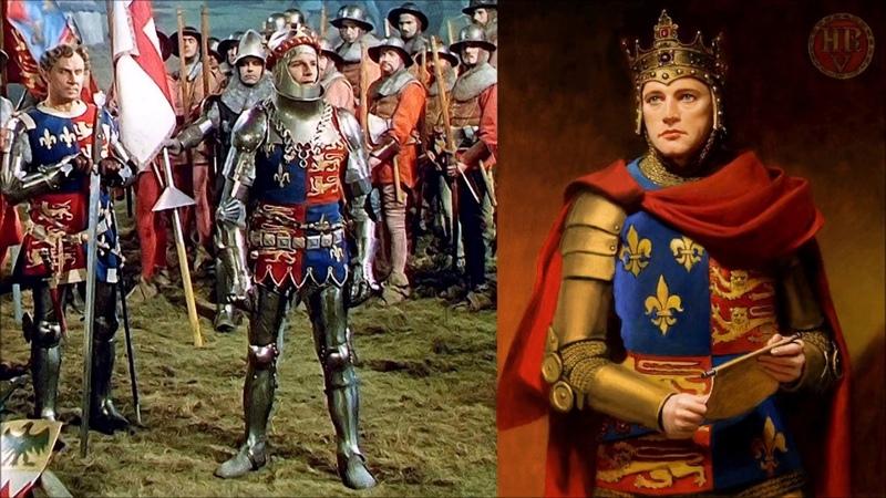 Генрих 5 Победитель - король Англии воспетый Шекспиром. Рассказывает историк Наталия Басовская.