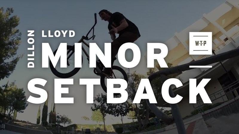 WETHEPEOPLE BMX: Dillon Lloyd