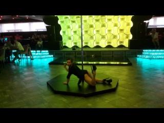 Ксения Кислицина -Отчетник Skydance 2018, The Weeknd