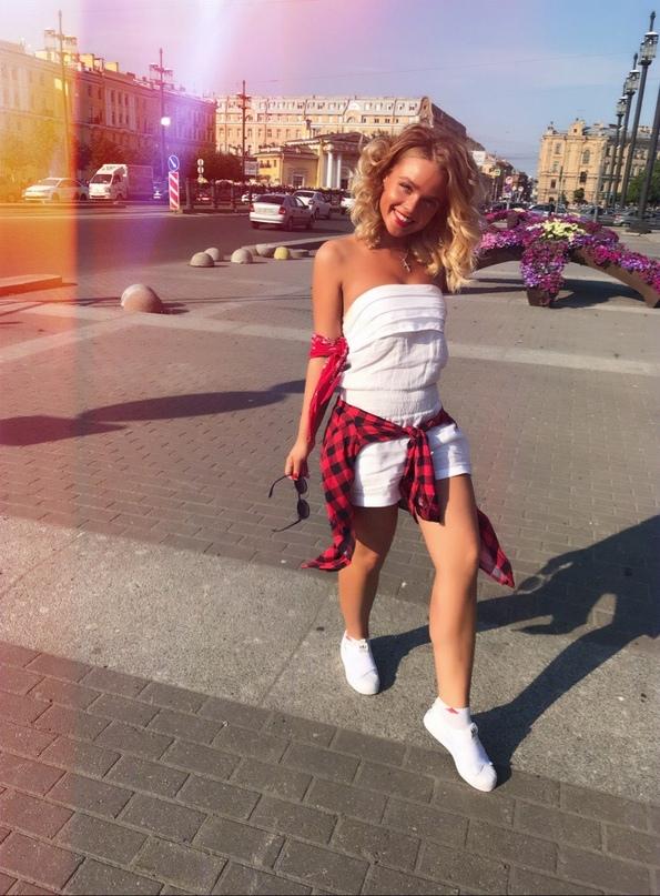 Daria Bragina   Санкт-Петербург