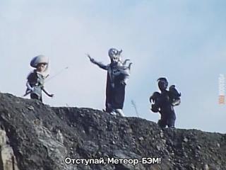[dragonfox] Chōjin Sentai Jetman - 40 (RUSUB)