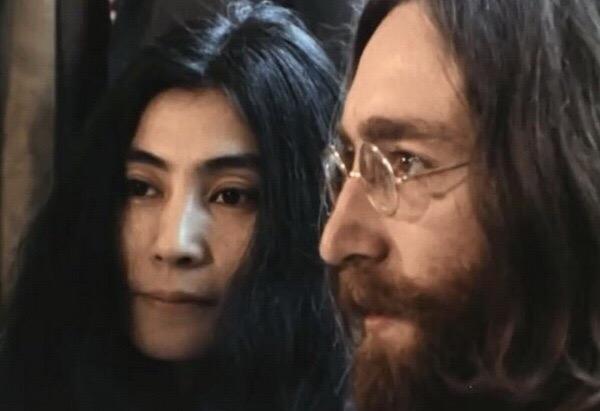 ДЖОН ЛЕННОН И ЙОКО ОНО. ИСТОРИЯ ЛЮБВИ