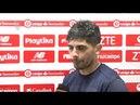 Banega El equipo mostró orgullo y pudimos empatar incluso ganar 14 0 18 Sevilla FC