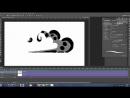 After Effects Рисованная покадровая анимация в стиле Flash FX и Photoshop Часть 1