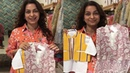 Juhi Chawla Shopping For Her Kids In Karachi