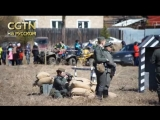 Энтузиасты Екатеринбурга воссоздали события Второй мировой войны