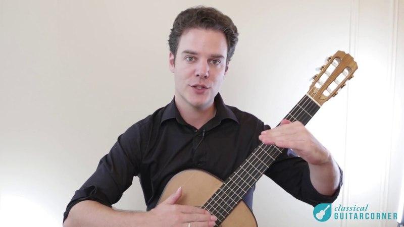 Villa Lobos Prelude 1 Lesson for Classical Guitar