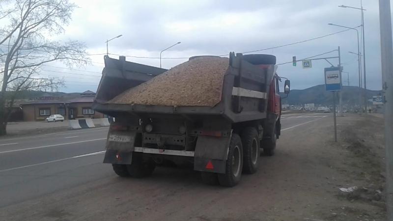 КамАЗ гравия (ПГС) - от 4000 рублей
