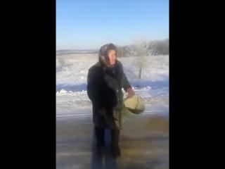 Баба Рая прославила деревню Соколовское в Башкирии