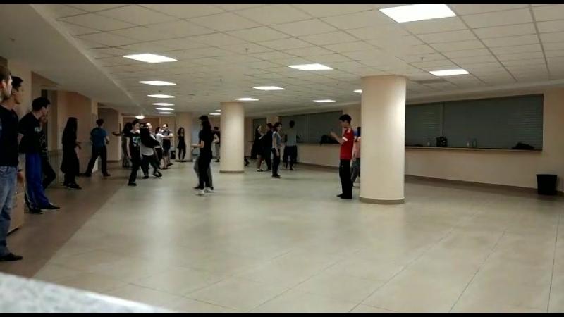 Репетиция 17 Астана Опера