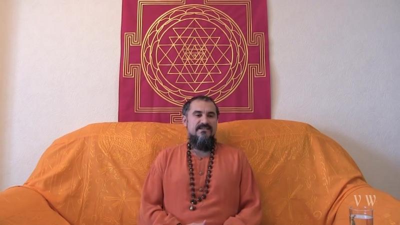 Отношения души и Бога. Свами Вишнудевананада Гири, 21.08.2015 (1)