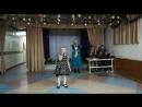 Климова Ника с песней «Чёрный кот»