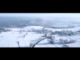 Средний Урал в зимний период _ DJI Mavic Pro