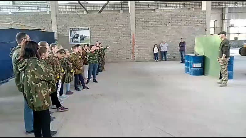 Страйкбол в Ставрополе - Live