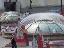 Фонтаны недалеко от Красной площади