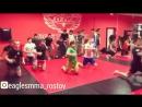 Тренировка по Вольной борьбе в Eagles MMA Rostov-Don.