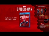 Marvels Spider-Man - Second Reveal Pre-Order Video ¦ PS4