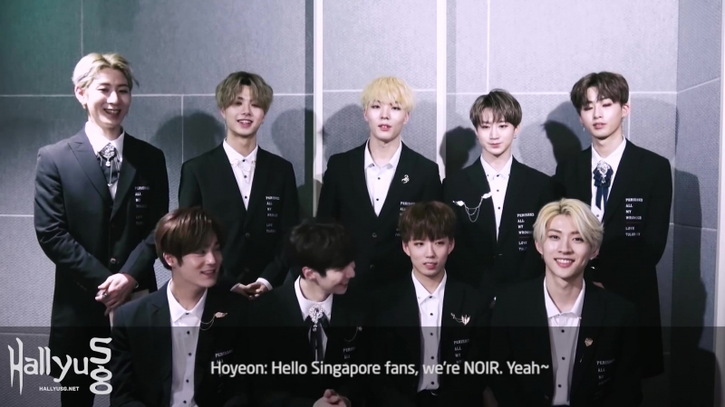 Exclusive Interview with NOIR, New K-pop Boy Band To Watch In 2018