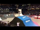 Выступление пермяка на крупных соревнованиях по BMX