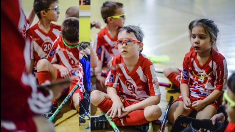 Детская флорбольная команда Спартак(floorball_spartak_junior)