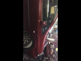 Таганрог// Chevrolet Rezzo - после второго залива SpeedX Supreme 10/40