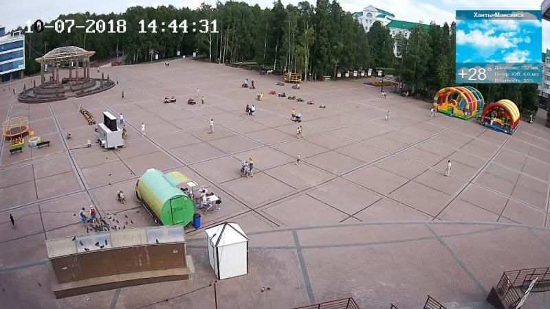 Live: Ханты-Мансийск (Веб-Камера)