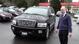 2010 Infiniti QX56 review -In 3 minutes you