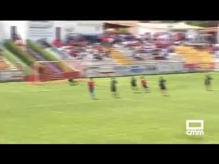 CP Вильярробледо - UM Эскобедо, 1-1 (4-1 общий), Терсера 2017-2018, 1/2 нечемпионского плей-офф, 2 матч
