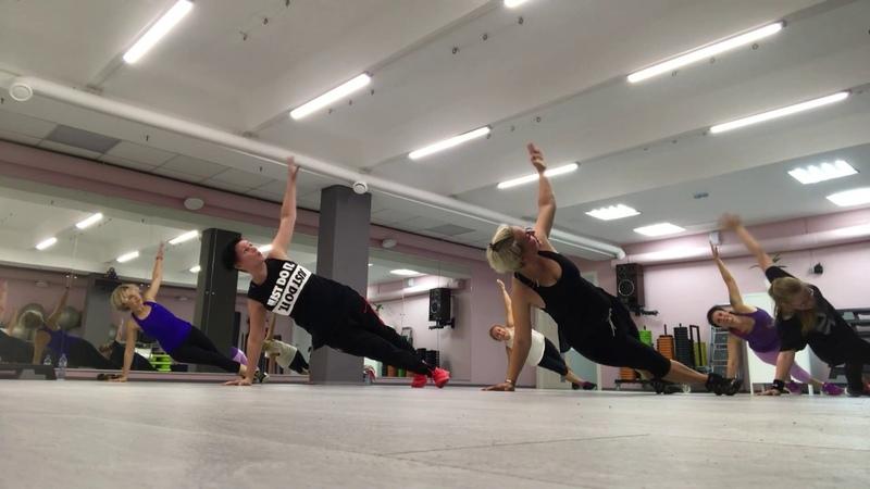 Семинар Interval Workout Интервальная тренировка Обучение фитнес инструкторов