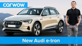 Audi's Tesla rival finally revealed full details on the 2019 all electric e-tron SUV