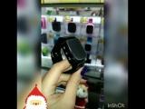 Детские умные GPS часы EW100