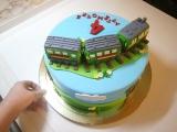 Торт с поездом!!! Катерина Мироненко