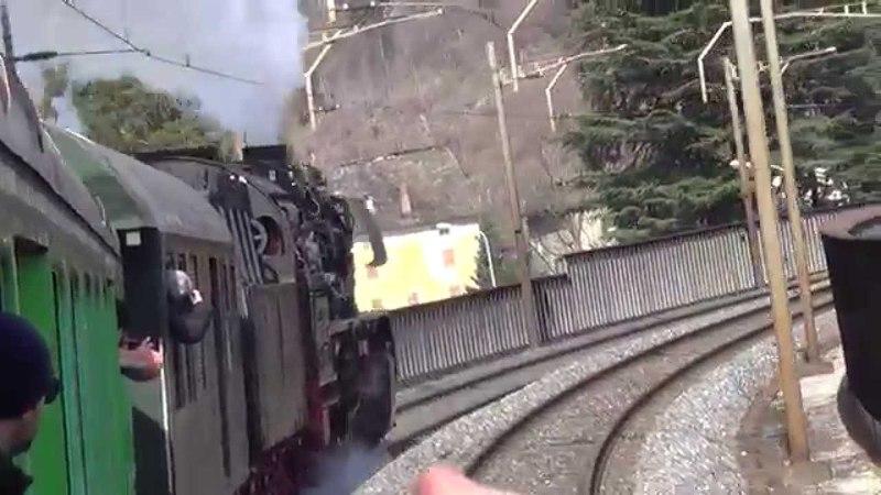 Tripla trazione a vapore sul Gottardo – Dreifachtraktion volldampf am Gotthard – part 6