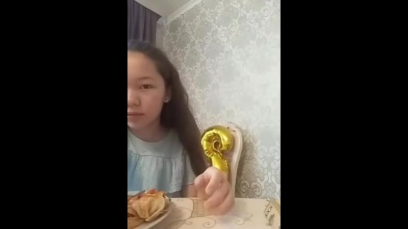 Мадина Ізтлеуова - Live