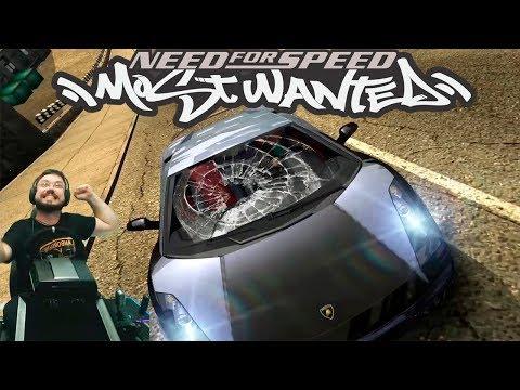 Реактивный Бык - Lamborghini Gallardo делает всех - Need for Speed Most Wanted