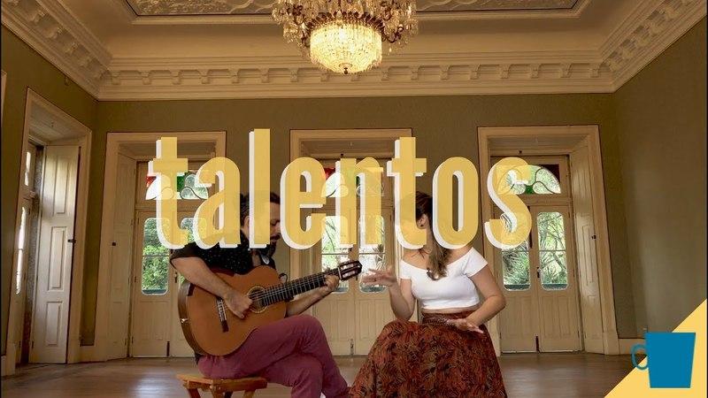 Talentos - Duo Vieira em ''Chega de Saudade