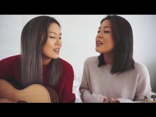 Красавицы из Jayesslee перепели песню MAROON 5- SUNDAY MORNING