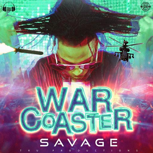 Savage альбом War Coaster