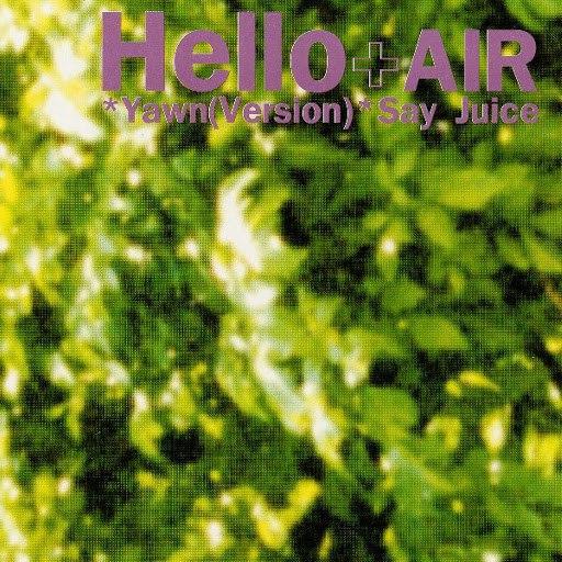 Air альбом Hello